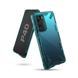 Εικόνα της Θήκη Ringke Fusion X Huawei P40 Turquoise Green FUSG0054