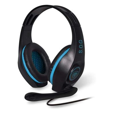 Εικόνα της Headset Spirit Of Gamer Pro-H5 (PC-PS4-XONE) Black-Blue MIC-G715BL