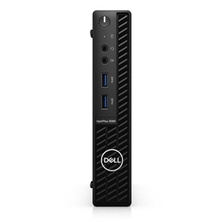 Εικόνα της Desktop Dell OptiPlex 3080 MFF Intel Core i3-10100T(3.00GHz) 8GB 256GB SSD Win10 Pro Multi-Language N012O3080MFF