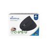 Εικόνα της Ενσύρματο Εργονομικό Ποντίκι MediaRange 6-button για Αριστερόχειρες Black MROS231