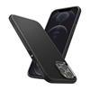 Εικόνα της Θήκη Spigen Liquid Air iPhone 12 Pro Max Matte Black ACS01617