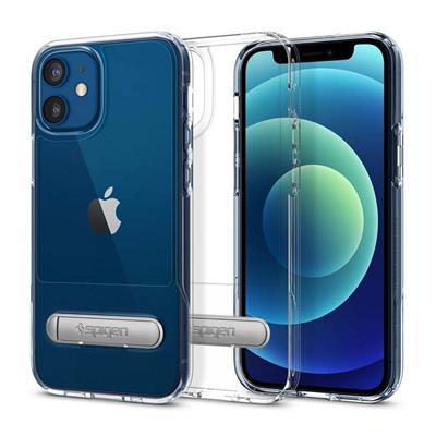 Εικόνα της Θήκη Spigen Slim Armor Essential S iPhone 12 Mini Crystal Clear ACS01553