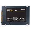 """Εικόνα της Δίσκος SSD Samsung 870 QVO 2.5"""" 4TB Sata III MZ-77Q4T0BW"""