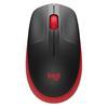 Εικόνα της Ποντίκι Logitech M190 Full-Size Wireless Red 910-005908
