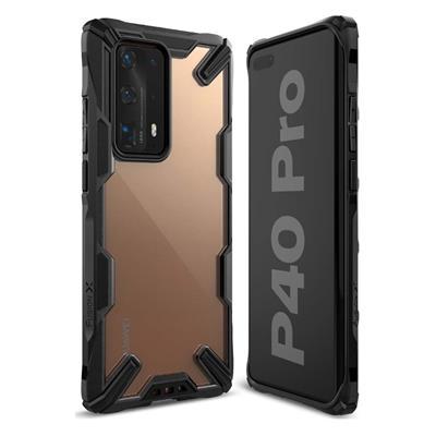Εικόνα της Θήκη Ringke Fusion X Για Huawei P40 Pro Black FUSG0055