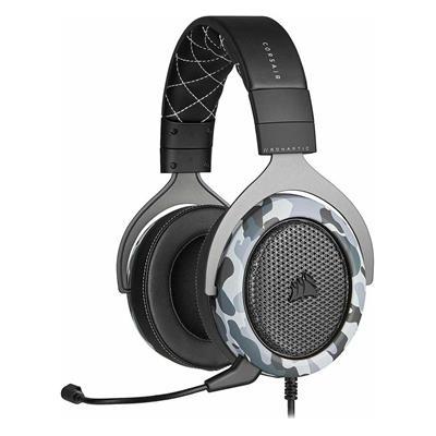 Εικόνα της Gaming Headset Corsair HS60 Haptic Stereo with Haptic Bass Camo CA-9011225-EU