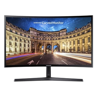 Εικόνα της Οθόνη Samsung Led 24'' Curved Full HD VA C24F396FHU