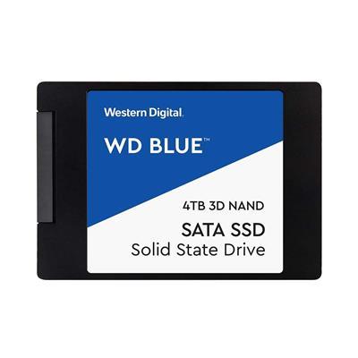 """Εικόνα της Δίσκος SSD Western Digital Blue 3D 2.5"""" 4TB SataIII WDS400T2B0A"""