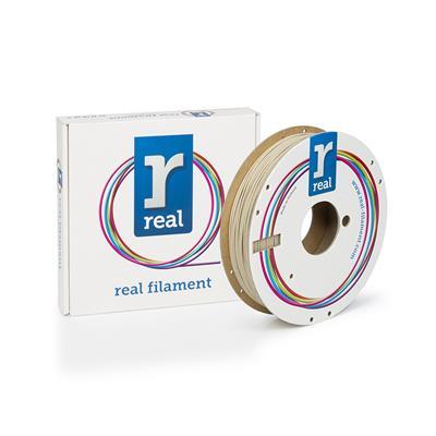 Εικόνα της Real PLA Filament 1.75mm Spool of 0.5Kg Wood
