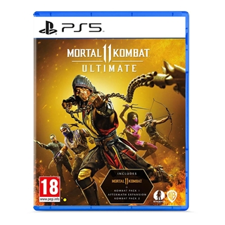 Εικόνα της Mortal Kombat 11 Ultimate Edition PS5