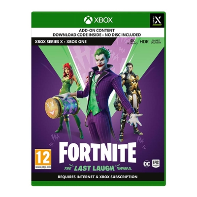 Εικόνα της Fortnite: The Last Laugh Bundle Xbox One / XSX