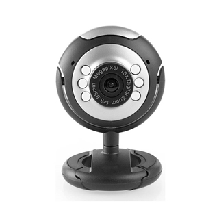 Εικόνα της Web Camera with Built-in Microphone Rotable 8MP