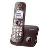 Εικόνα της Ασύρματο Τηλέφωνο Panasonic KX-TG6811GA Moca-Brown