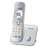 Εικόνα της Ασύρματο Τηλέφωνο Panasonic KX-TG6811GS Pearl Silver