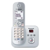 Εικόνα της Ασύρματο Τηλέφωνο Panasonic KX-TG6821GS Pearl Silver