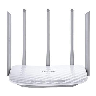 Εικόνα της Router Tp-Link Archer C60 v1 Dual Band AC1350 10/100Mbps