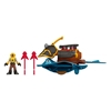 Εικόνα της Fisher-Price Imaginext - Captain Nemo & Σαλάχι, Πλάσματα του Βυθού με Φιγούρα και Αξεσουάρ DTH43