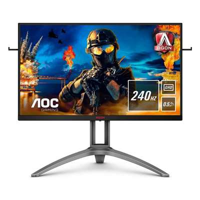 "Εικόνα της Οθόνη Gaming AOC Agon Led 27"" QHD VA 240Hz with Speakers AG273QZ"
