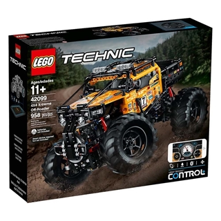 Εικόνα της Lego Technic: 4X4 X-treme Off-Roader 42099