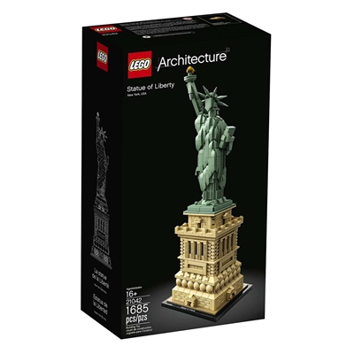 Εικόνα της Lego Architecture: Statue of Liberty 21042