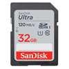 Εικόνα της Κάρτα Μνήμης SDHC Class 10 Sandisk Ultra 32GB 120MB/s UHS-I SDSDUN4-032G-GN6IN