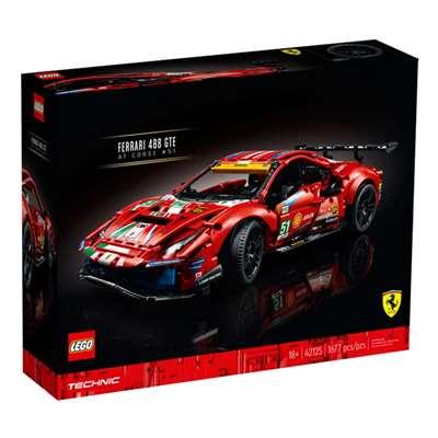Εικόνα της Lego Technic: Ferrari 488 GTE AF Corse #51 42125