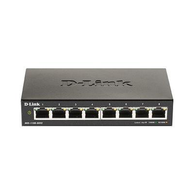Εικόνα της Switch D-Link DGS-1100-08 v2 8-Port Gigabit Smart Managed 10/100/1000mbps