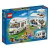 Εικόνα της Lego City: Τροχόσπιτο για Διακοπές 60283