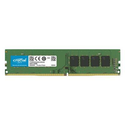 Εικόνα της Ram Crucial 8GB DDR4 3200MHz UDIMM CL22 CT8G4DFRA32A
