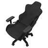 Εικόνα της Gaming Chair Anda Seat T-Pro II Black Fabric with Alcantara Stripes AD12XLLA-01-B-F