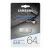 Εικόνα της Samsung Bar Plus 64GB USB 3.1 Flash Drive Champagne Silver MUF-64BE3/EU