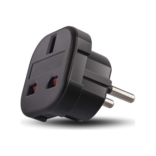 Εικόνα της Forever Travel Adapter UK type G to EU type F