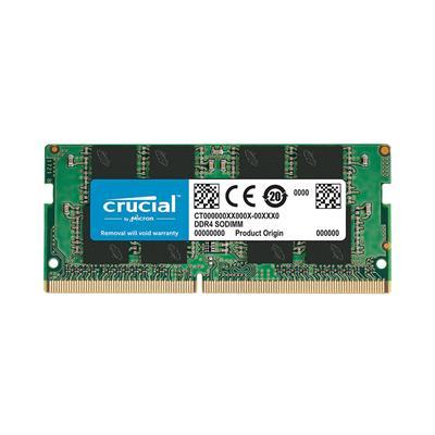 Εικόνα της Ram Crucial 16GB DDR4 2666MHz SODIMM CL19 CT16G4SFRA266