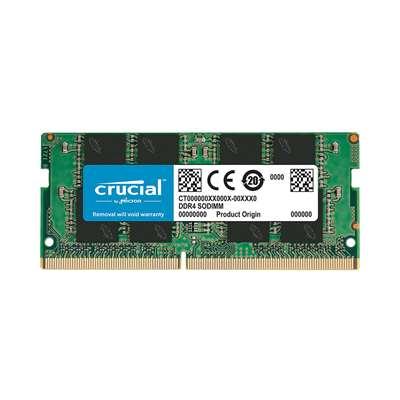 Εικόνα της Ram Crucial 16GB DDR4 3200MHz SODIMM CL22 CT16G4SFRA32A