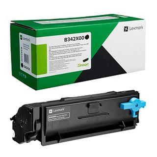 Εικόνα της Toner Lexmark Black Extra High Yield B342X00