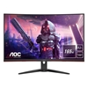 Εικόνα της Οθόνη Gaming Curved AOC 31.5'' QHD VA 165Hz with Speakers CQ32G2SE