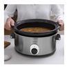 Εικόνα της Κατσαρόλα 5.5 Lt με Γυάλινο Καπάκι Slow Cooker Cecotec Chup Chup CEC-02030