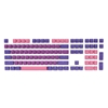 Εικόνα της Ducky Ultraviolet 3 Tone 108 PBT Double Shot Keycap Set US Layout 108-USPDZZZOU