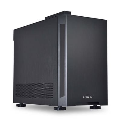 Εικόνα της Lian Li TU 150 mini-ITX Tempered Glass Black 840353009776