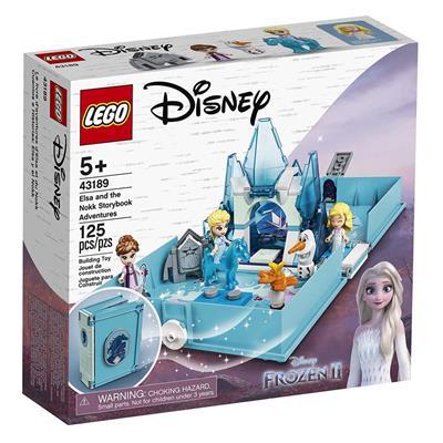 Εικόνα της Lego Disney Princess : Frozen 2 Elsa And The Nokk Storybook Adventures 43189