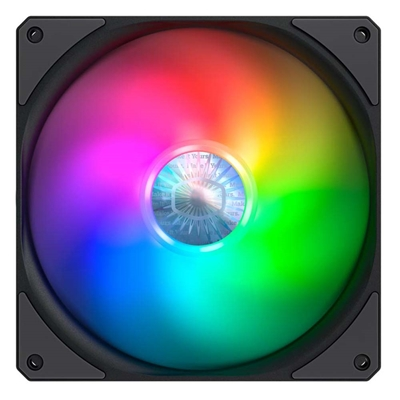 Εικόνα της Case Fan Cooler Master SickleFlow 140 Addressable RGB MFX-B4DN-14NPA-R1