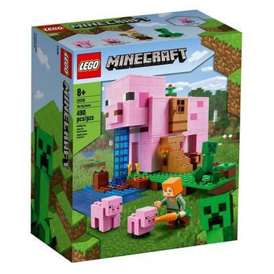 Εικόνα της Lego - Minecraft : The Pig House 21170