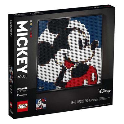 Εικόνα της Lego Art: Μίκυ Μάους 31202