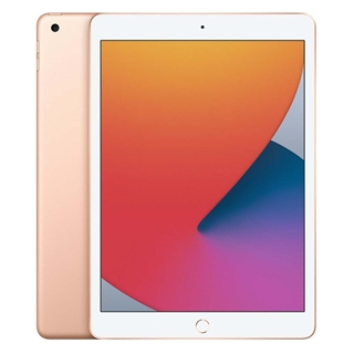 Εικόνα της Apple iPad 4G 128GB Gold 2020 MYMN2RK/A