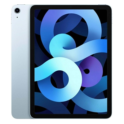 Εικόνα της Apple iPad Air 4G 64GB Sky Blue 2020 MYH02RK/A