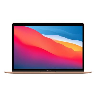 Εικόνα της Apple MacBook Air Retina 13'3 Apple M1(3.20GHz) 8GB 512GB SSD Gold MGNE3GR/A