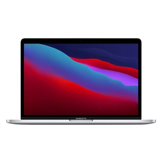 Εικόνα της Apple MacBook Pro with TouchBar 13.3'' Apple M1(3.20GHz) 8GB 256GB SSD Silver MYDA2GR/A