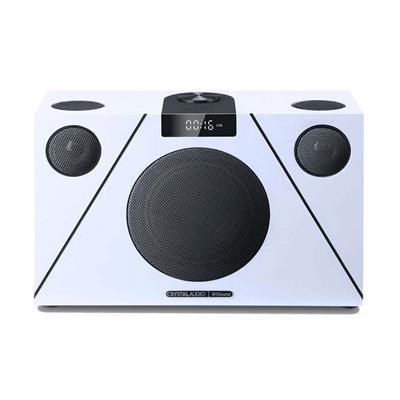 Εικόνα της Ηχεία Crystal Audio 3D-74 WiSound ΒΤ/ΗDMI/OPT/AUX White