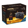 Εικόνα της Ηχεία Crystal Audio 3D-75 WiSound ΒΤ/ΗDMI/OPT/AUX Black