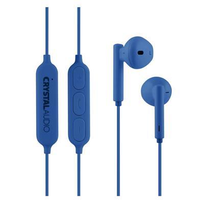 Εικόνα της Handsfree Crystal Audio BIE-02-SB Bluetooth Blue
